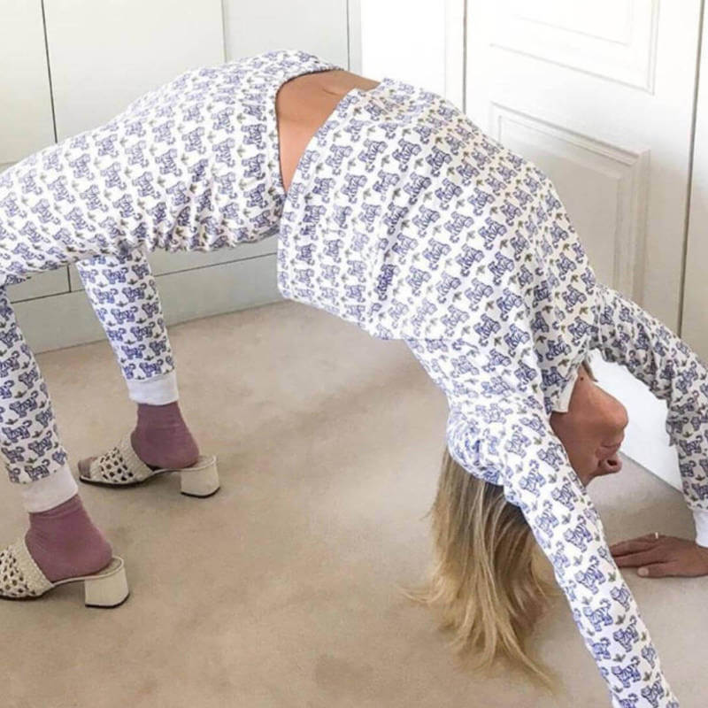 Slaapkopje Dames Pyjama