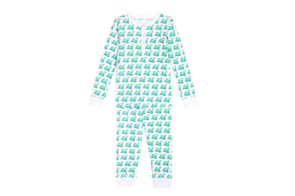 Brai Kameel Groen Pyjama kind
