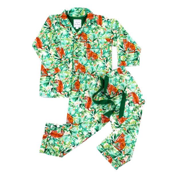 Lola Blake Jungle pyjama jongens en meisjes