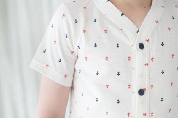 Amiki Pyjama Short Walter