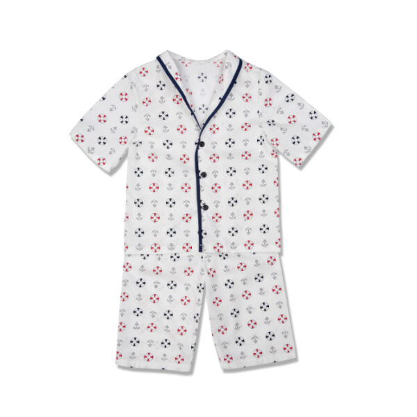Amiki Samuel Sailor short pyjama