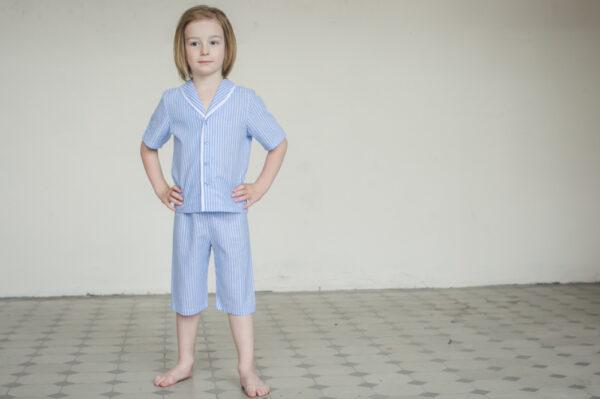 Amiki short pyjama Samuel Stripes