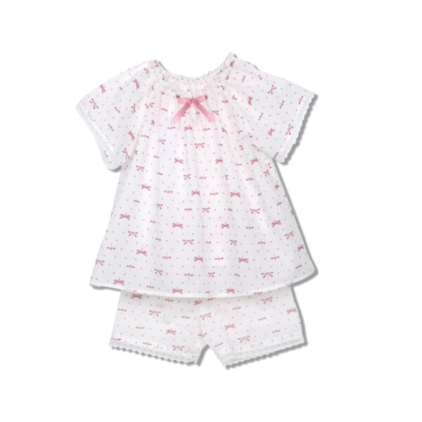 Short pyjama Amiki Susanna Dragonflies