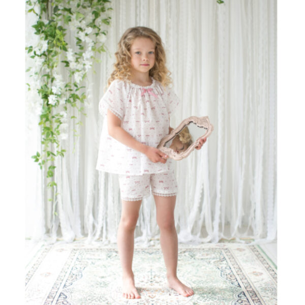 Amiki Susanna Dragonflies Short pyjama
