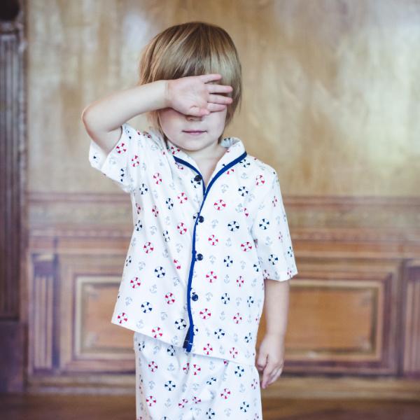 SHort Pyjama Slaapkopje