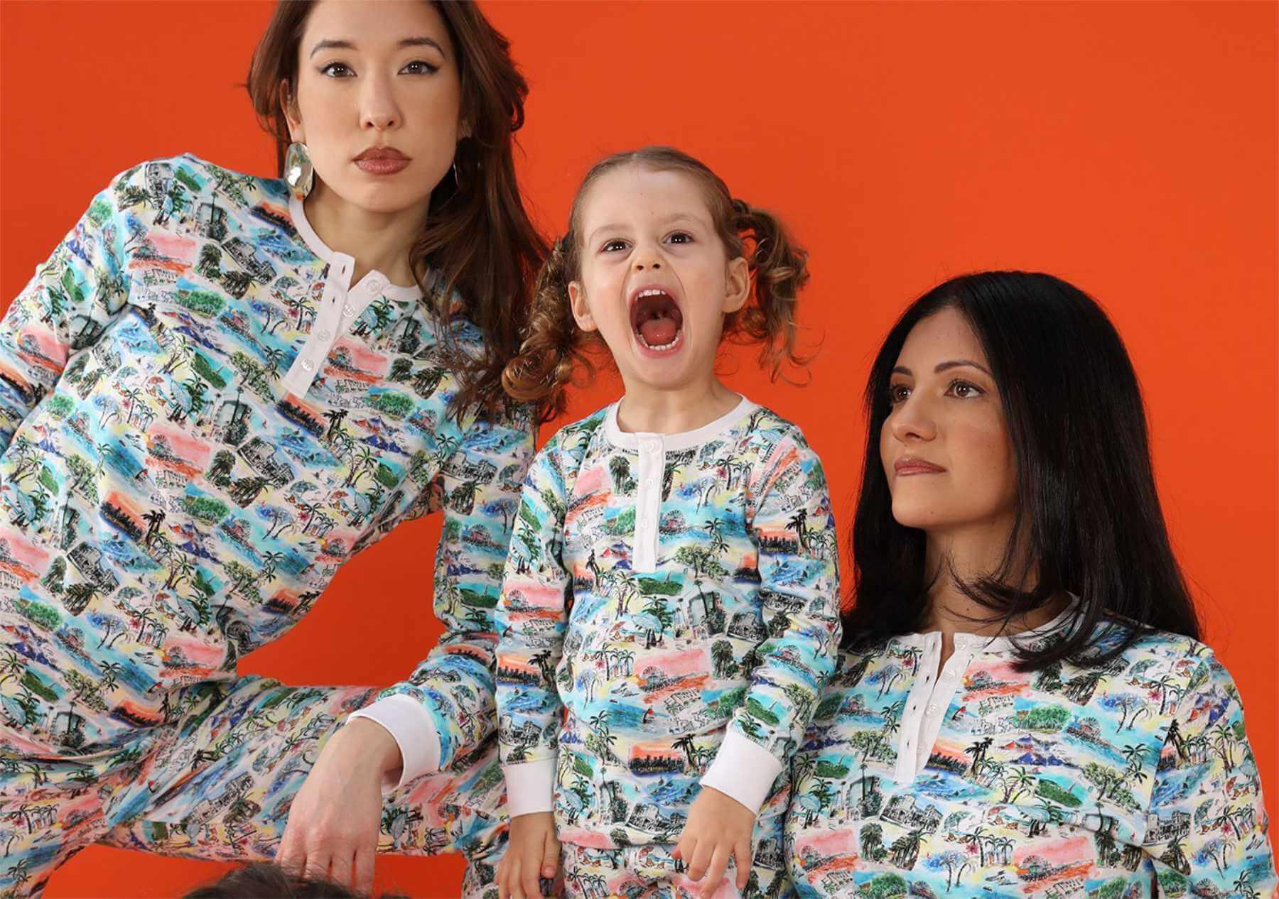 Brai kinder pyjama Lalaland bij Slaapkopje