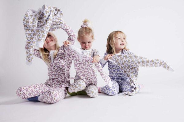 Brai Sunny Tijger Pyjama Slaapkopje