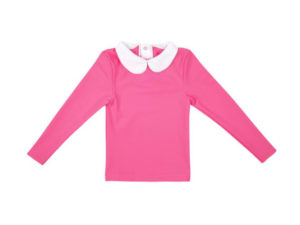 HappyDuck AntiUV shirt meisjes Framboos