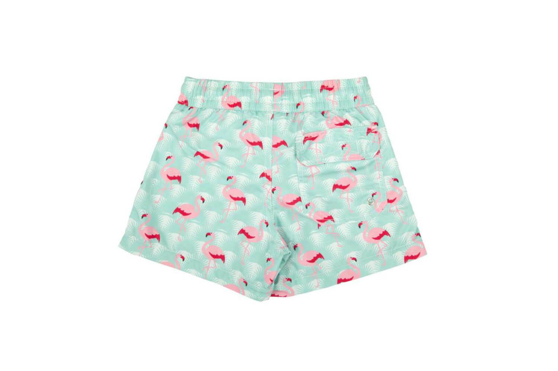 Happy Duck Flamingo Zwemshort