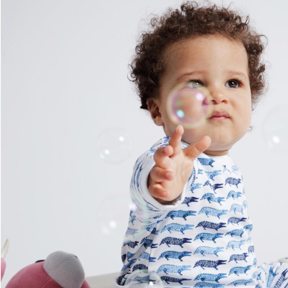 Baby pyjama Slaapkopje