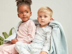 Mori Gruffalo Blue Roze Pyjama Slaapkopje