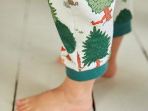 Mori Gruffalo Woodland Slaapkopje pyjama kids