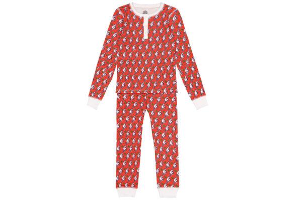 Brai Dames Pyjama Merry Monkey