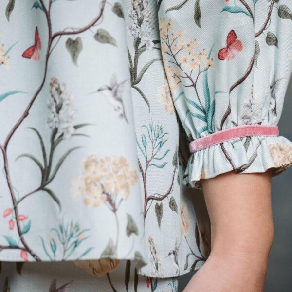 Amiki pyjama Marta Mint