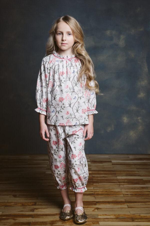Amiki Marta Pyjama Grey