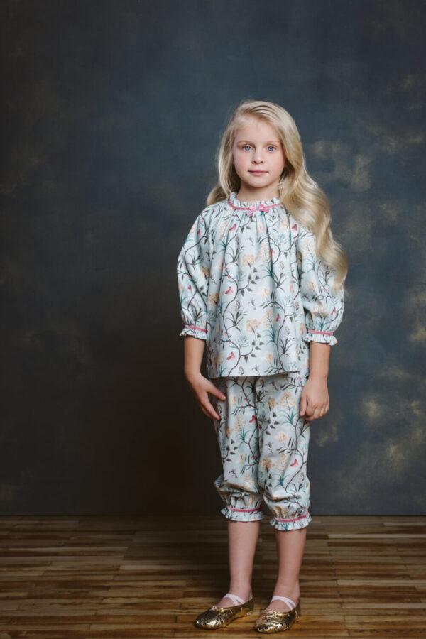 Amiki Marta Pyjama Mint