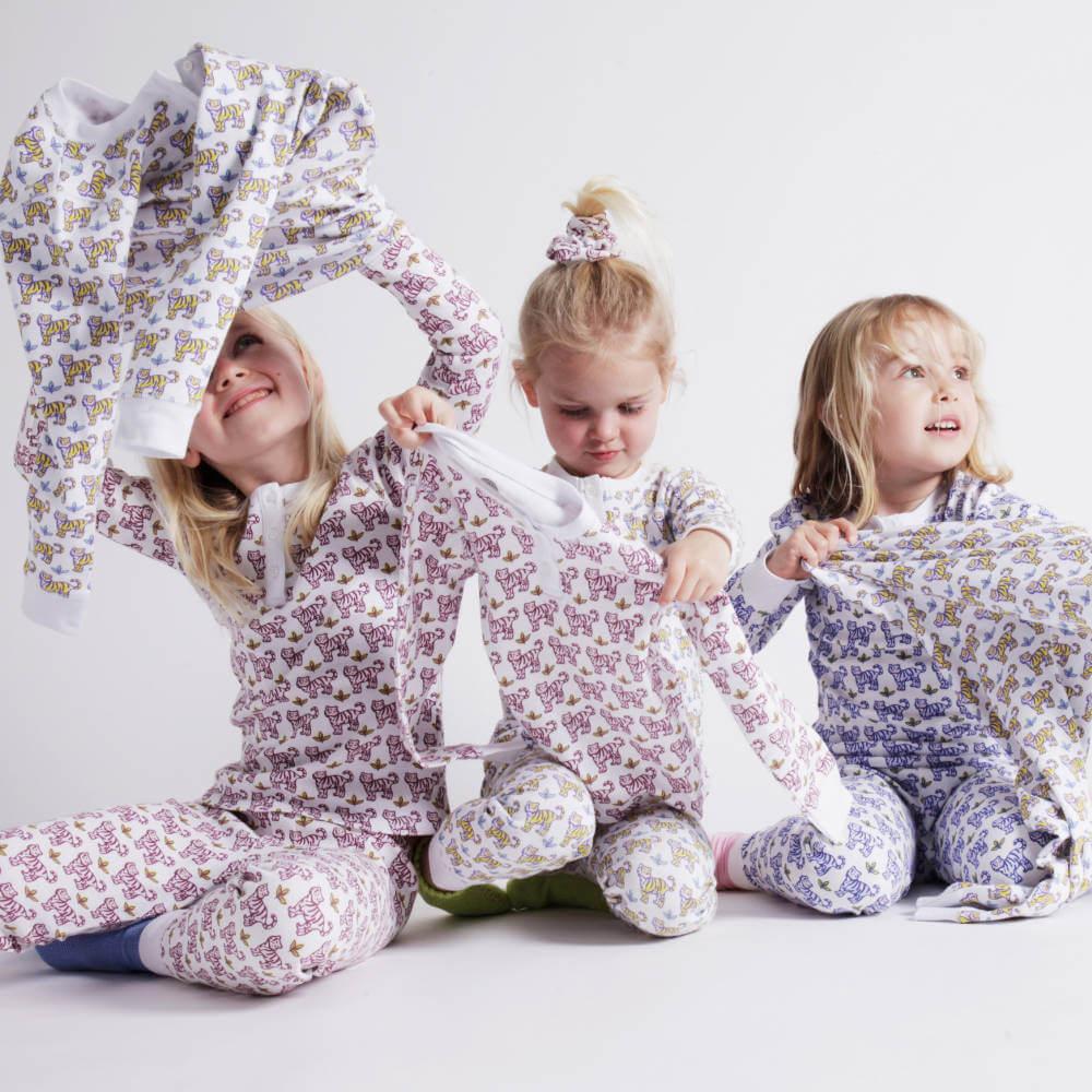 Brai Paris Pyjama op Slaapkopje