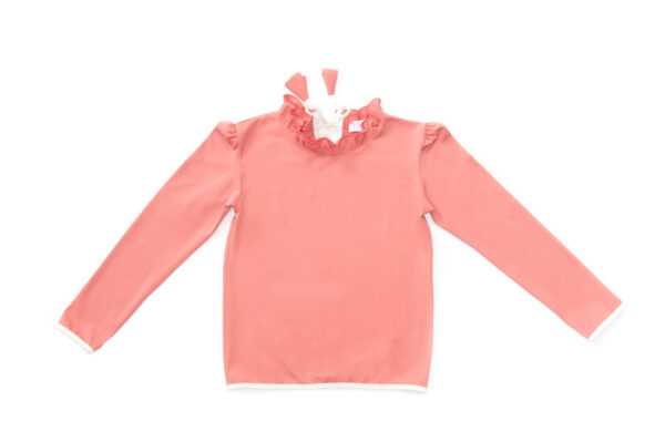 Folpetto Emma Rash Guard Coral Pink