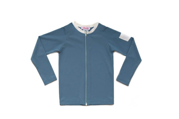 Folpetto Rash Guard Leonardo Dusty Blue
