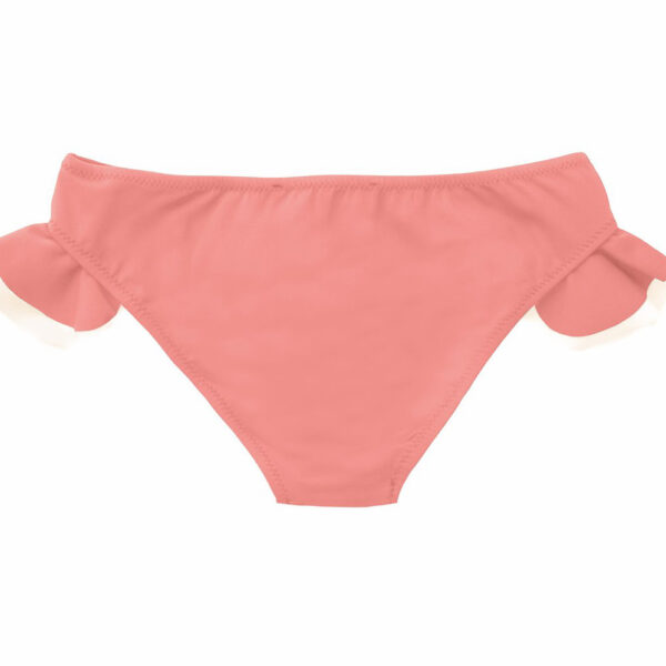 Folpetto zwembroekje Nora Coral Pink Ivory