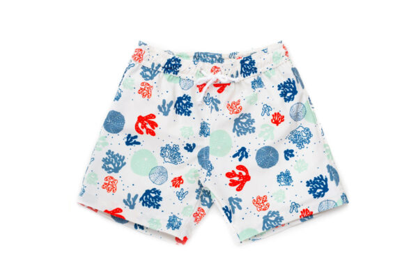 Folpetto zwemshort Tommaso Coral