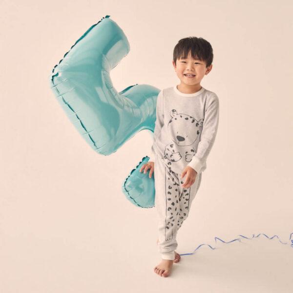 Mori Pyjama Leopard