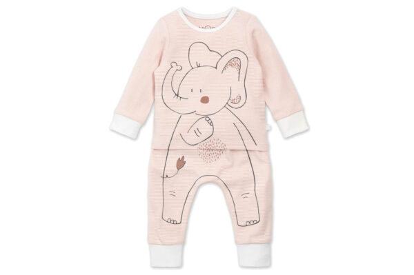 Mori Pyjama Big 5 Olifant
