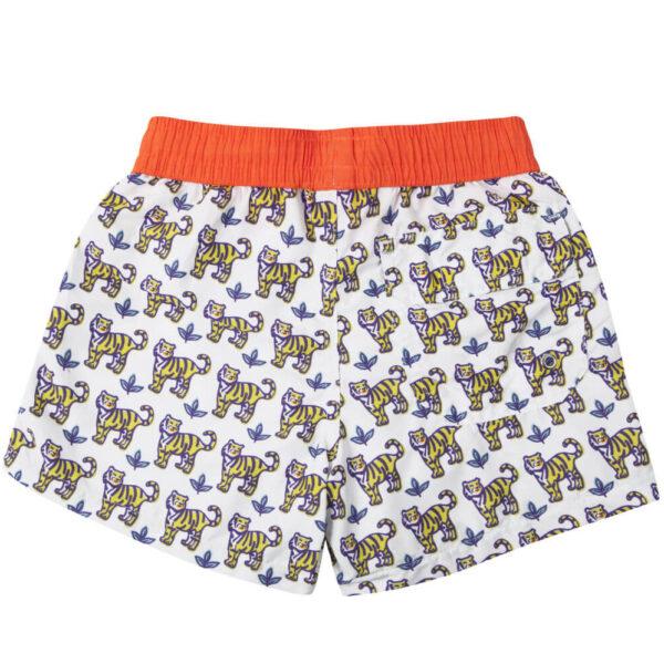 Brai Happy Duck Sunny Tiger Zwemshort Men