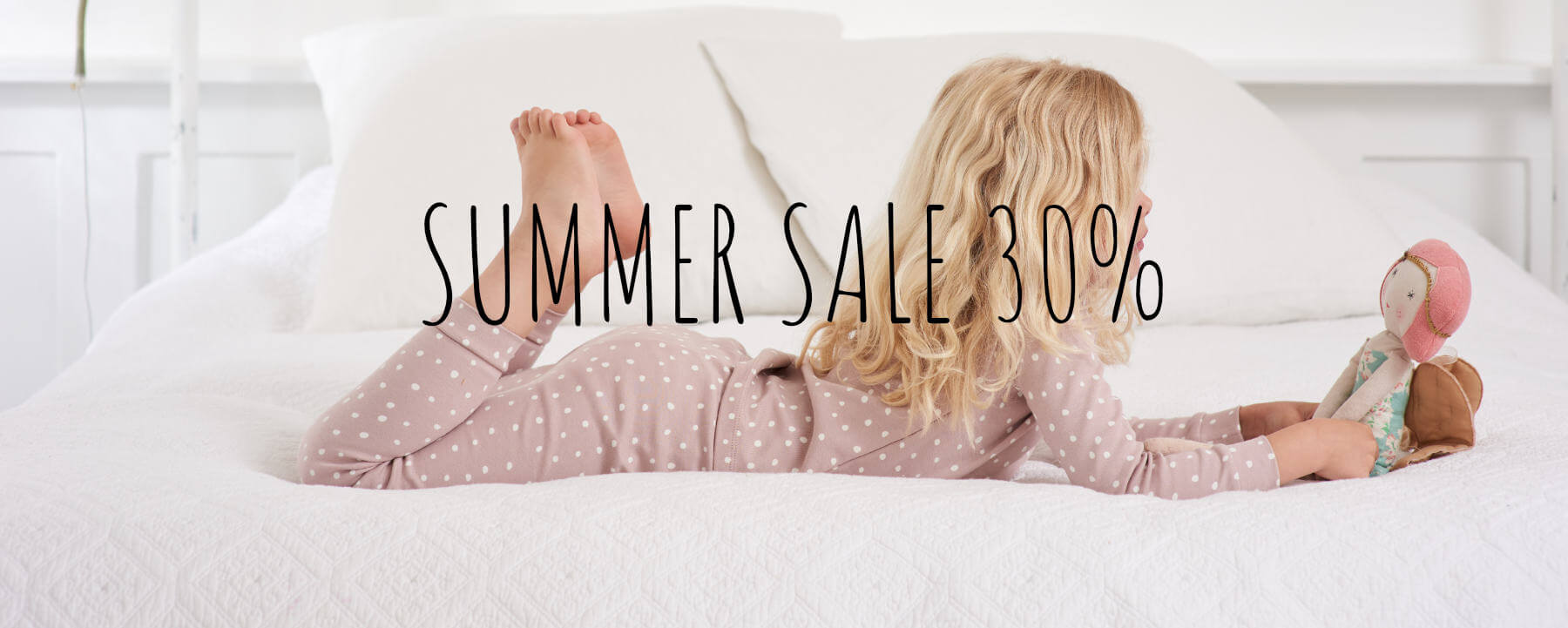Summer Sale Slaapkopje