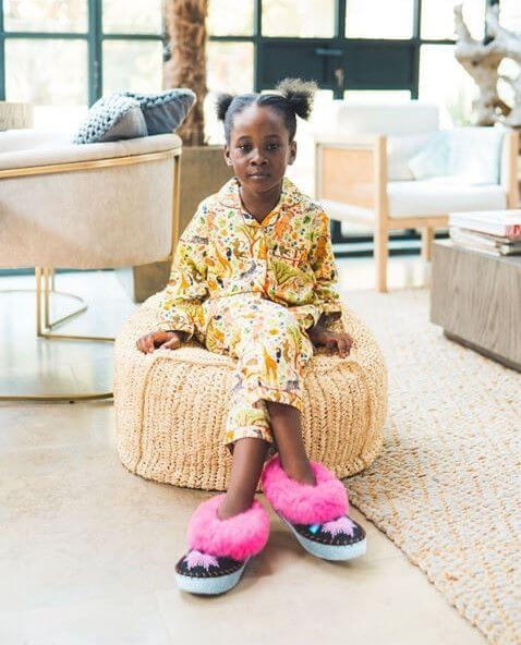 Lola + Blake kinderpyjama Safari bij Slaapkopje