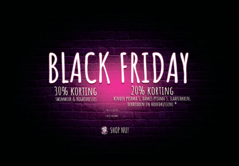 Black Friday at Slaapkopje