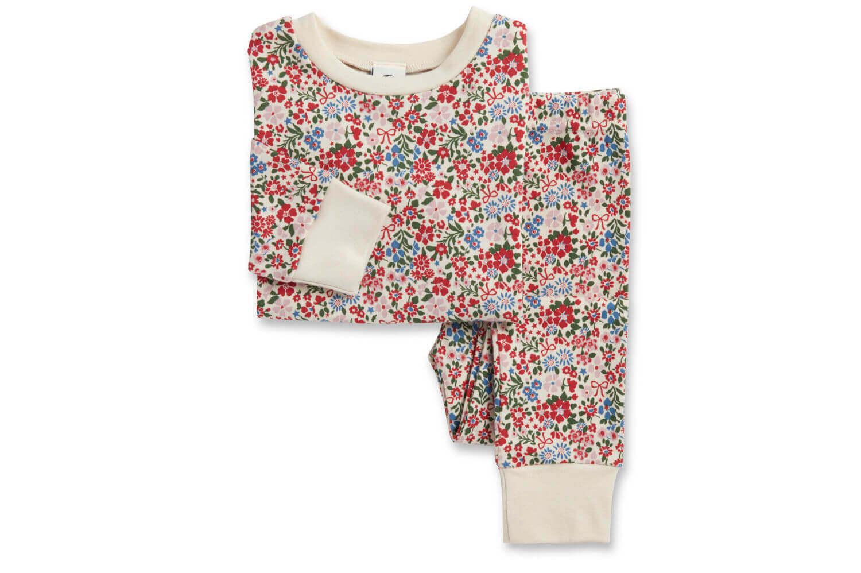 Sleepy Doe pyjama Winter Floral Slaapkopje
