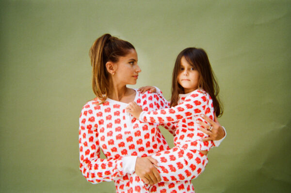 Brai Chow Time pyjama dames kinderpyjama