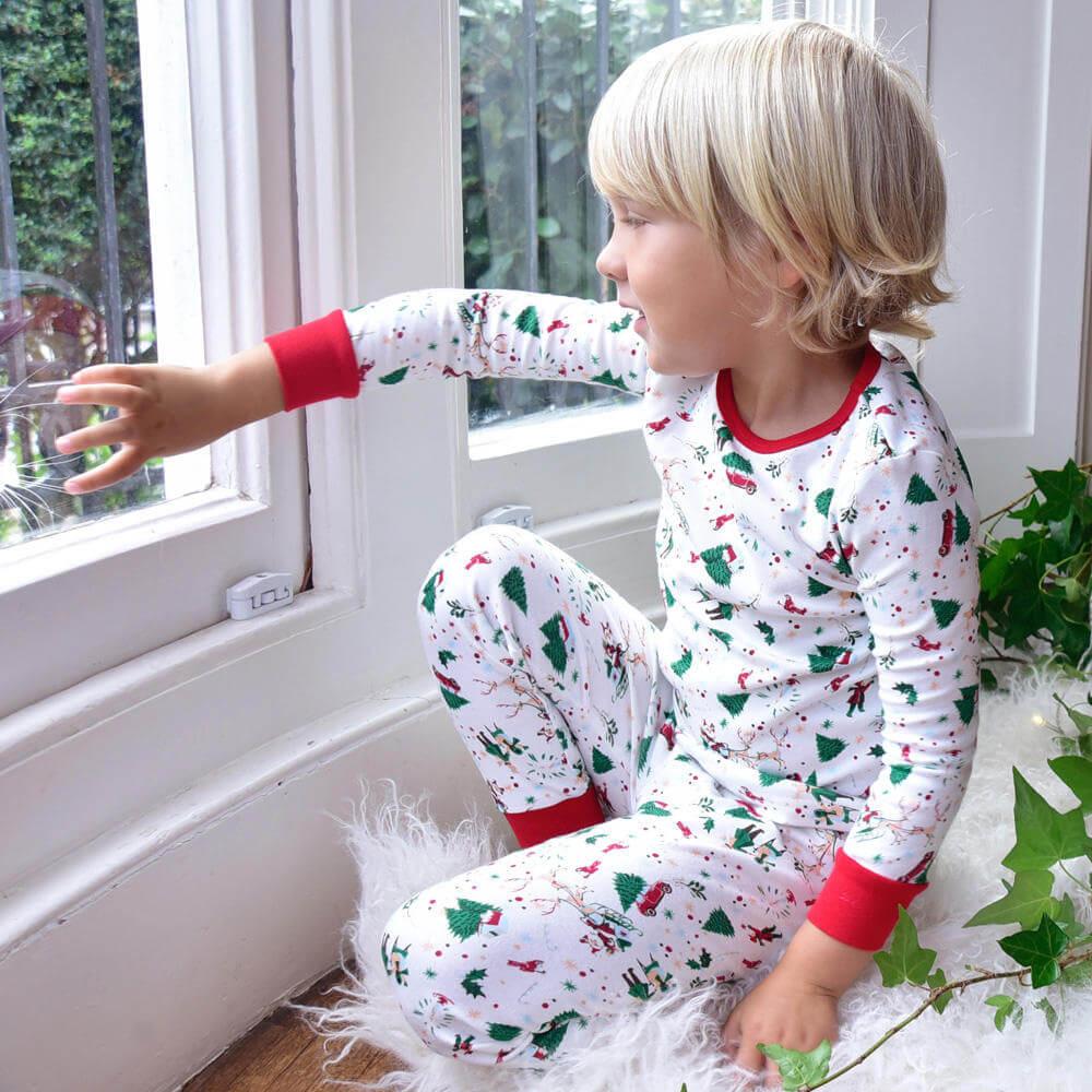 Powell Craft Christmas Pyjama bij Slaapkopje