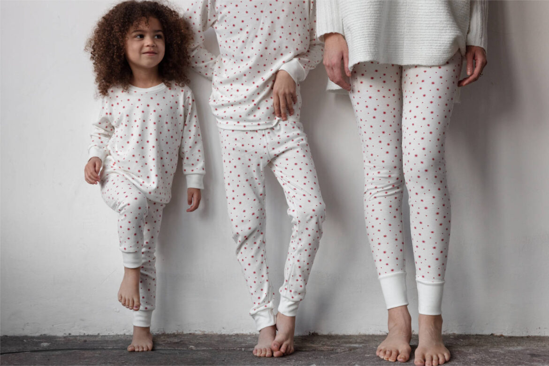Sleepy Doe Pyjama's op Slaapkopje
