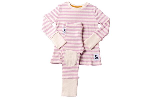 Mimi & Bowe Kinderpyjama's bij Slaapkopje